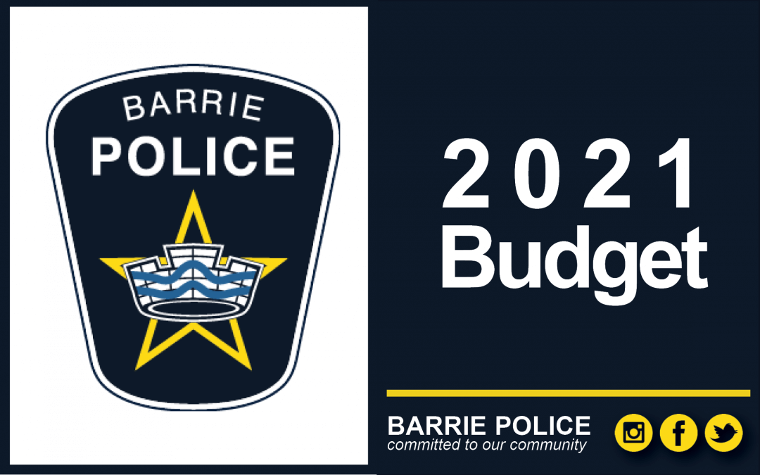 Community Engagement Opportunities for 2021 Budget Process