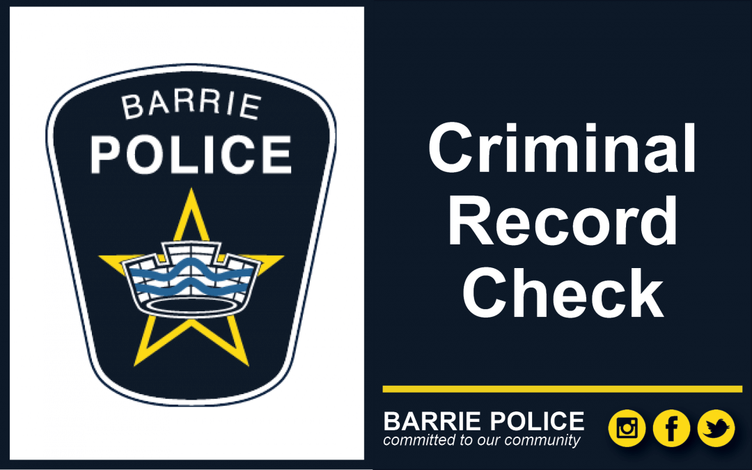 Records counter closed, online record checks still available