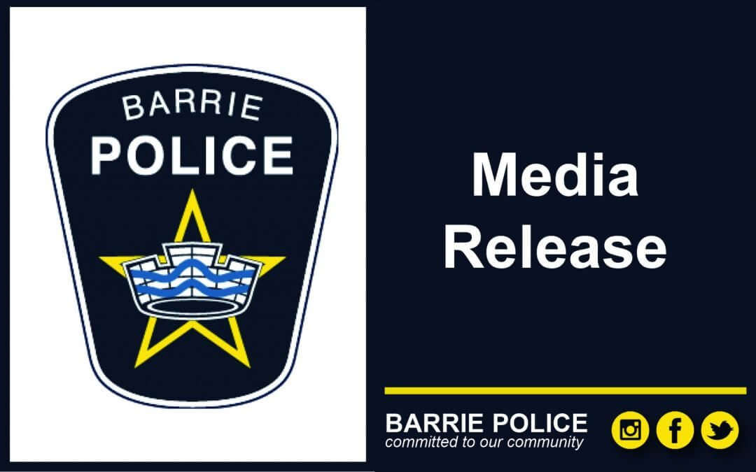 Barrie Police Service Members Test Positive for COVID -19